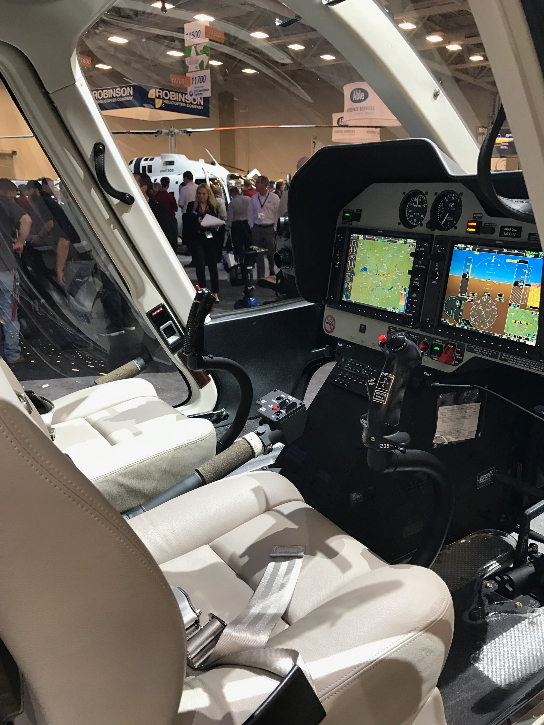 Globalparts aero Extends Reach in Rotary Wing Market